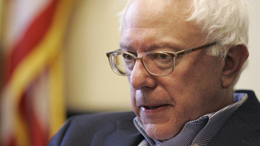 Bernie Disappointed.jpg