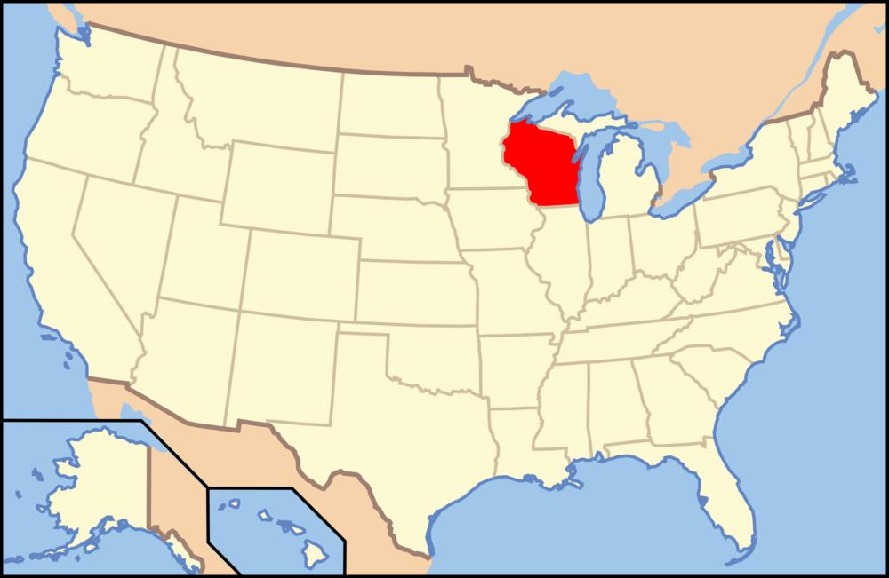 Map: WikiMedia