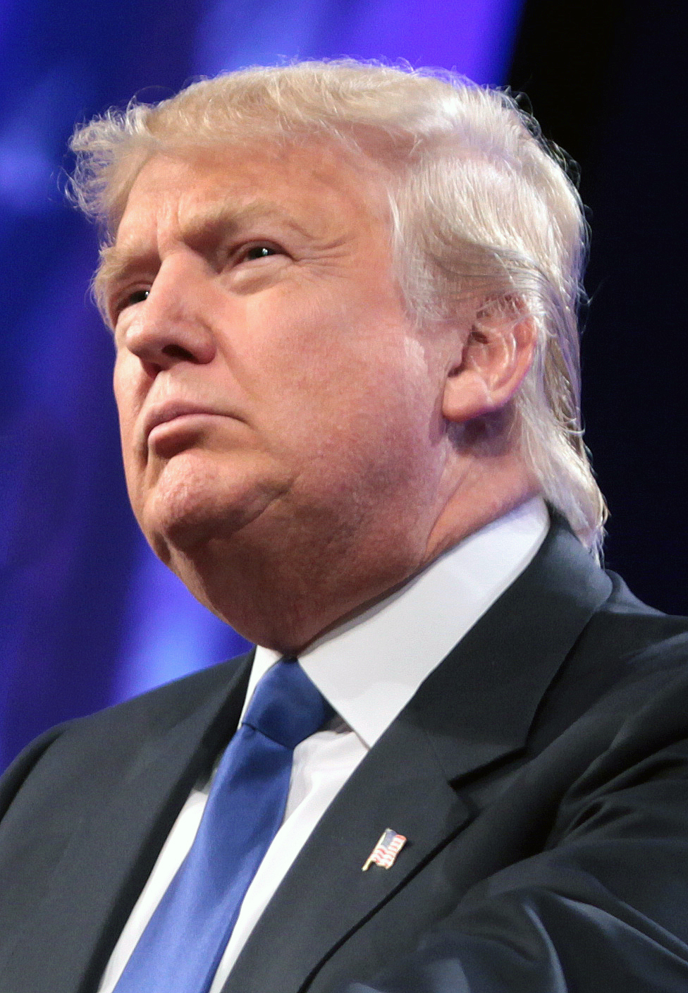Donald Trump's own life experiences continue to shape his campaign. Photo by Wiki Commons.