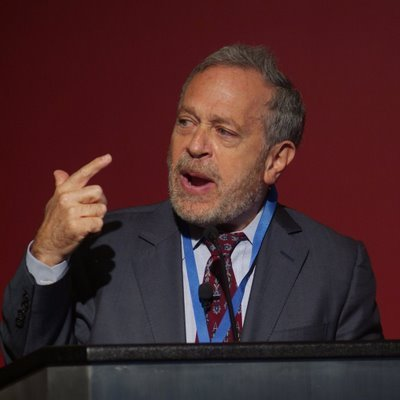Reich, an outspoken critic of Hillary Clinton, has suddenly emerged as a vocal critic of Donald Trump. So, what gives?