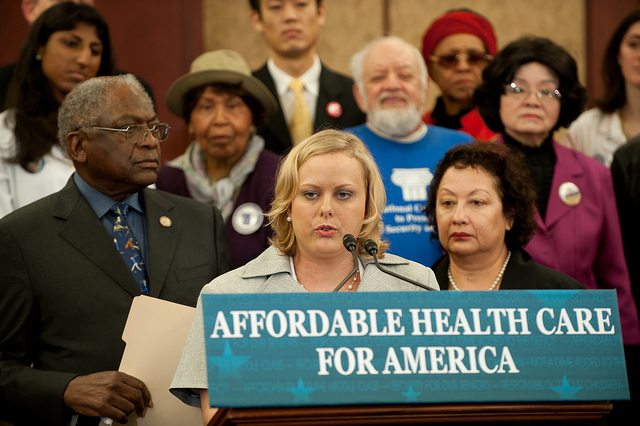 Felicia Willems: Thank you Affordable Care Act