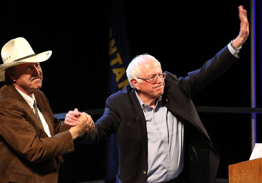 Like John McCain's former running mate, Bernie Sanders has now become a toxic political ally.