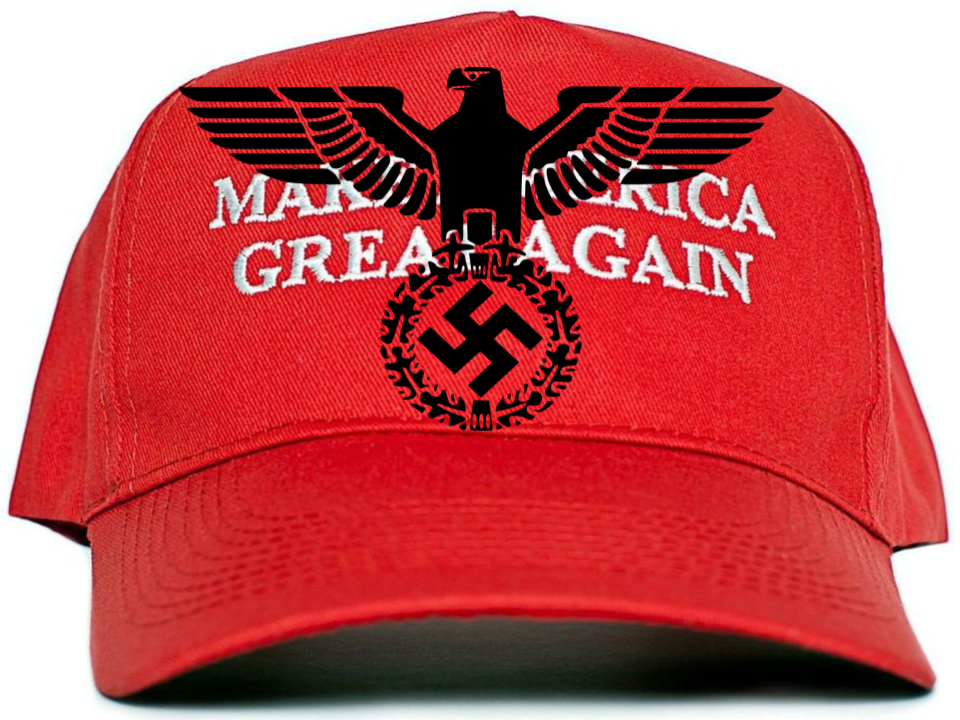 maga hat with swastika nazi.png