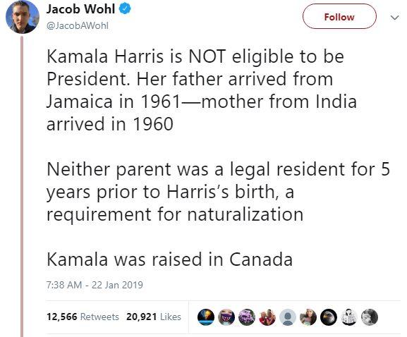 Kamala Harris Birtherism Jacob Wohl.JPG