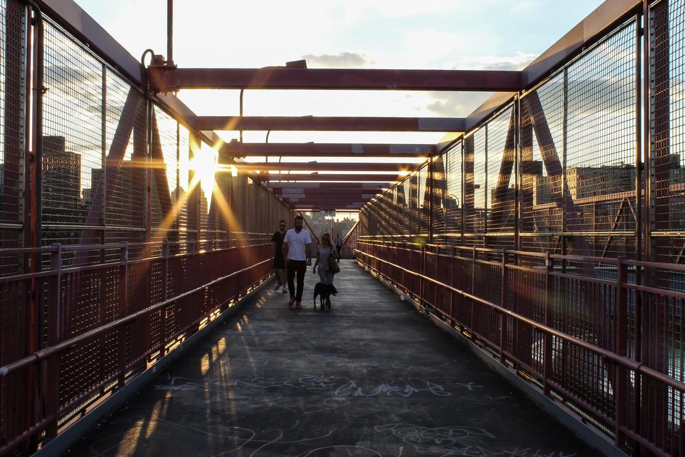 Williamsburg Bridge, NYC 2014