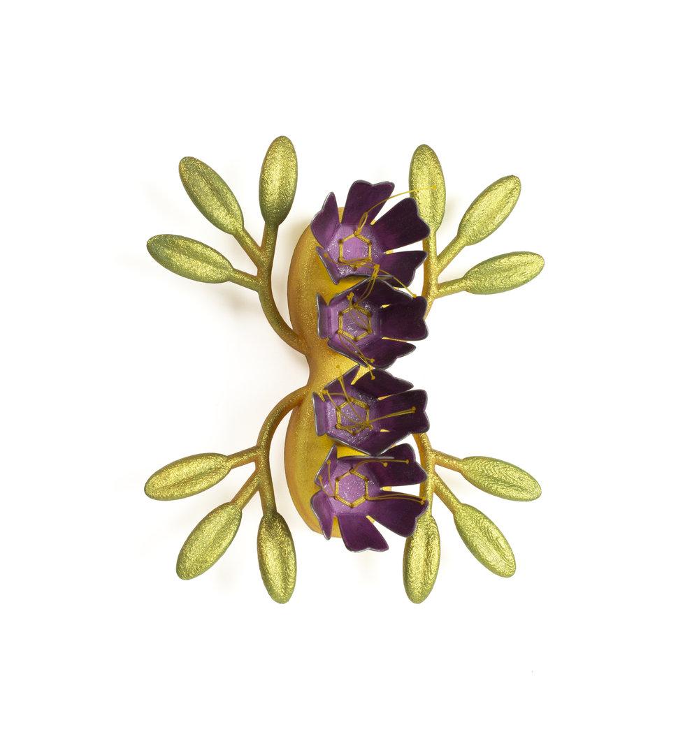 Flor de Rana de Maní