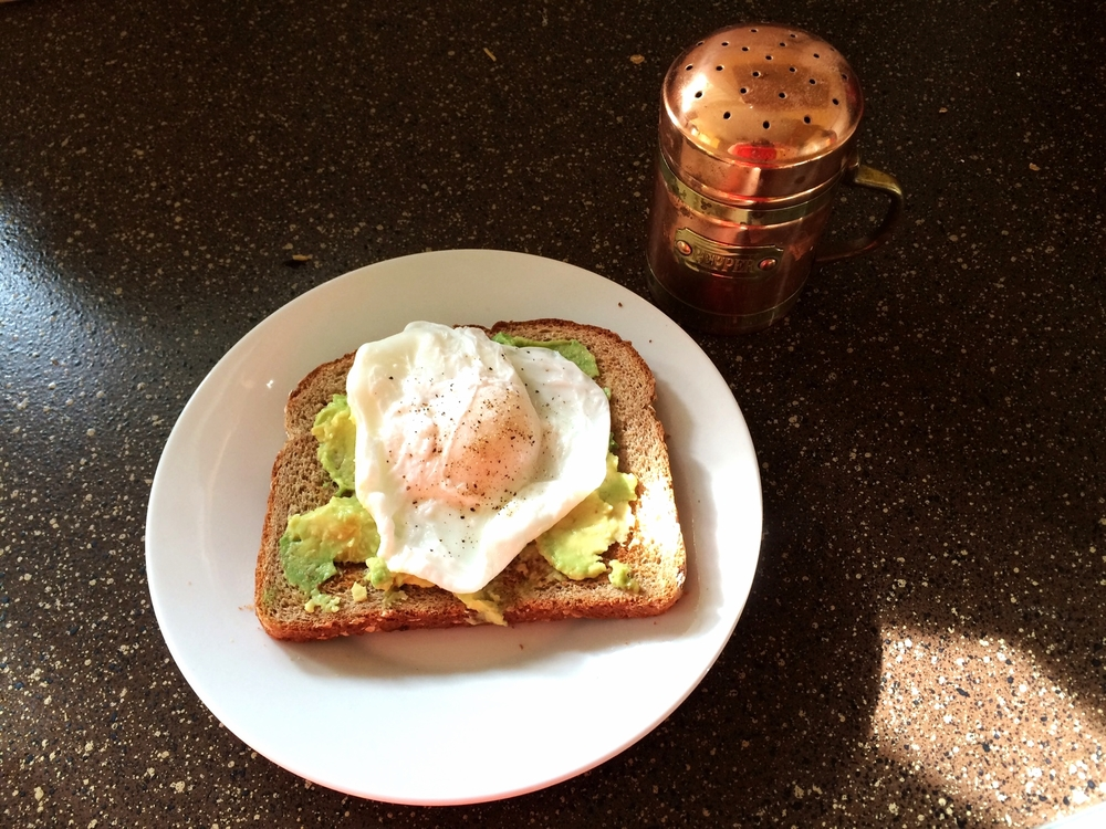 Now THATS a poached egg