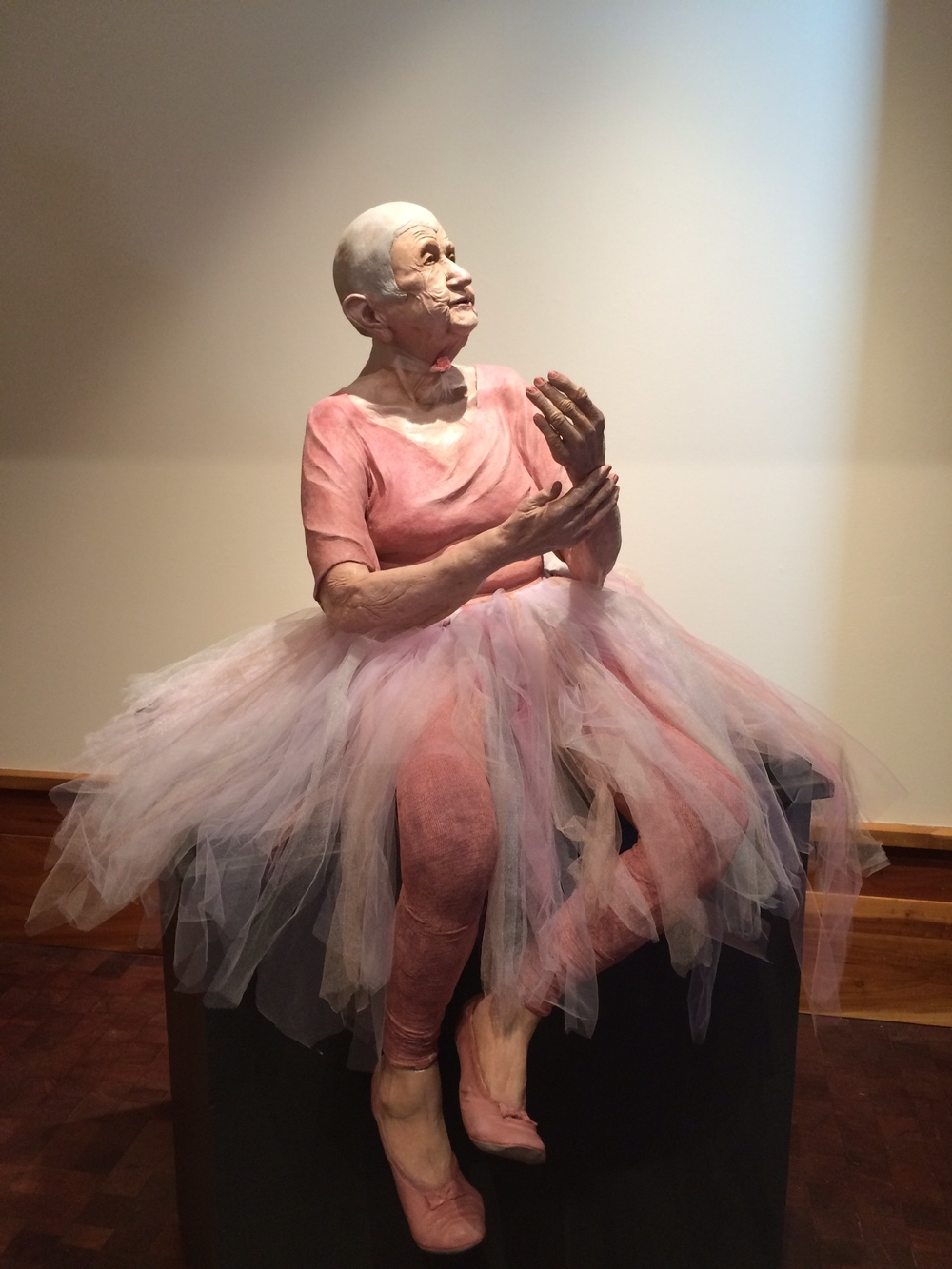 Lola , Michaela Valli Groeblacher, chosen by a member of San Angelo Civic Ballet