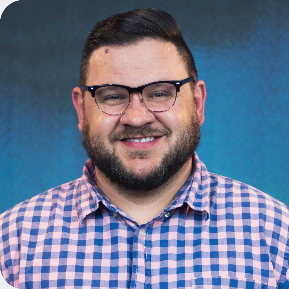 Jake Manne - Pastor of Community Life