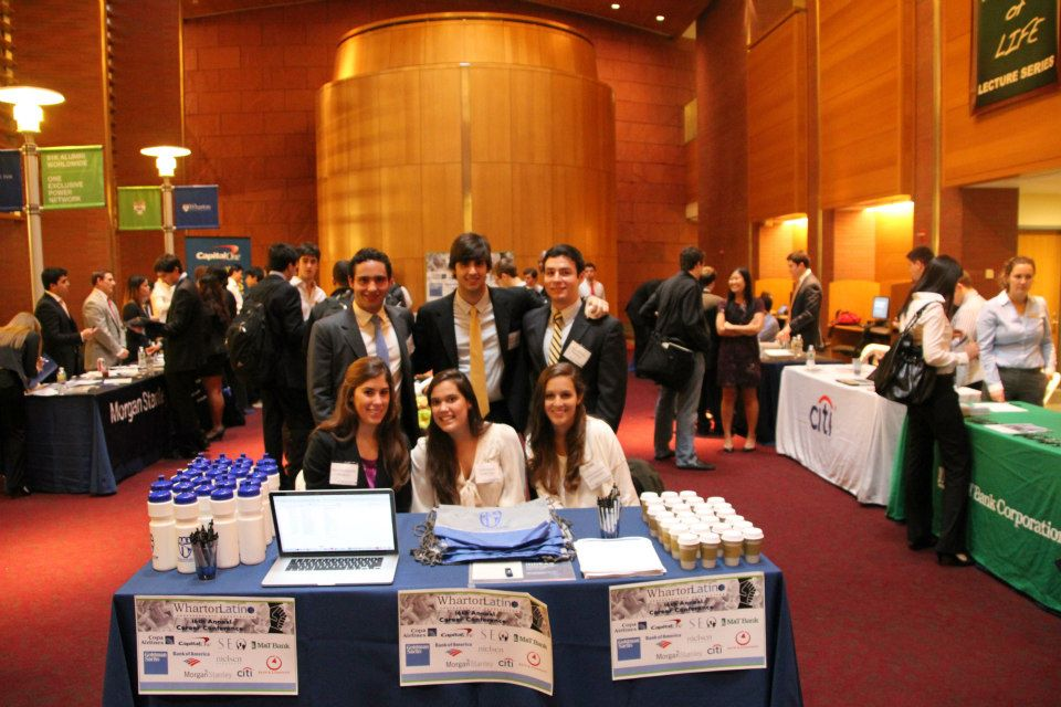 Annual Wharton Latino Career Conference