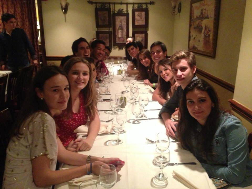 Copy of Annual Freshmen Dinner