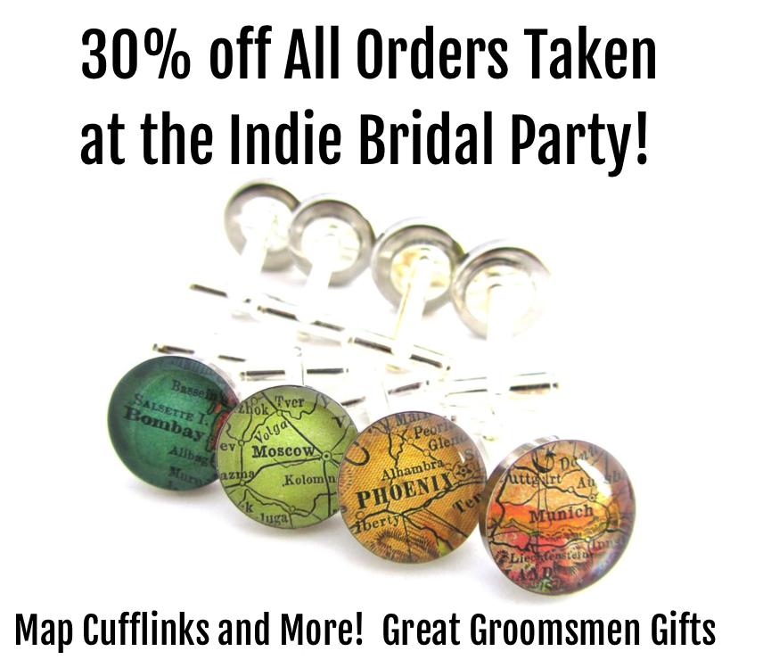 Juanita's Adventures- bridesmaid and groomsmen gifts