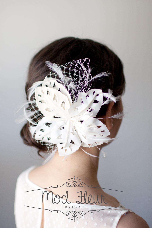 Mod Fleur- headpieces and veils