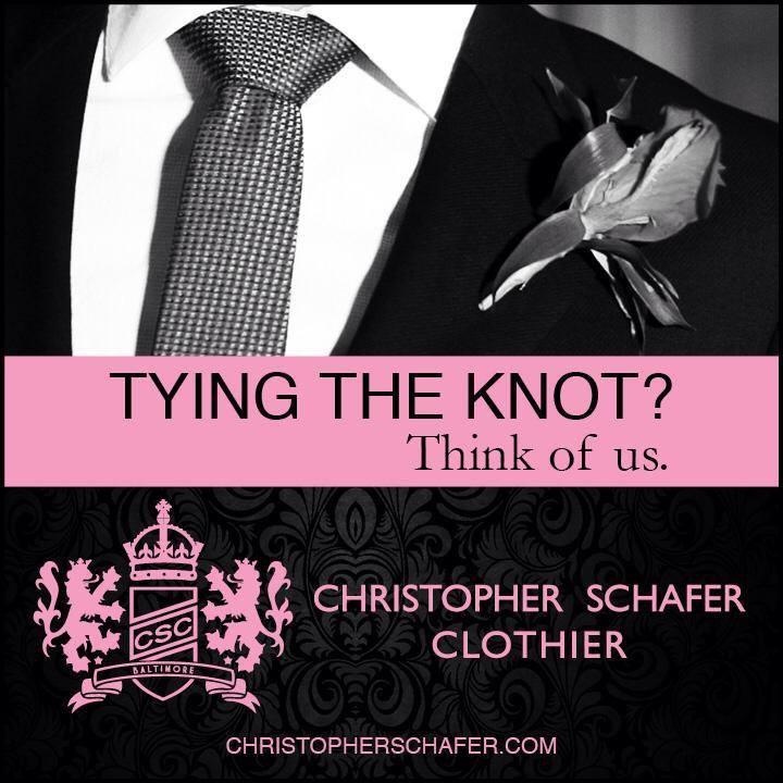 Christopher Schafer Clothier - menswear