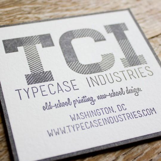Typecase Industries - Invites