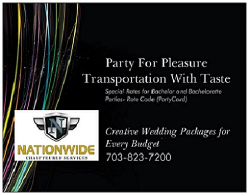 Nationwide Transportation - Party Bus