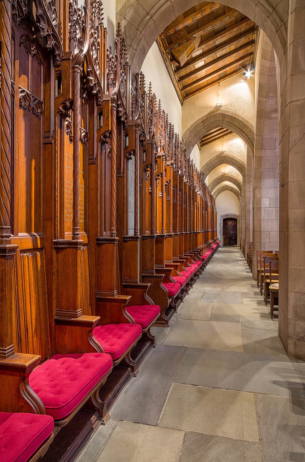 Church Corridor