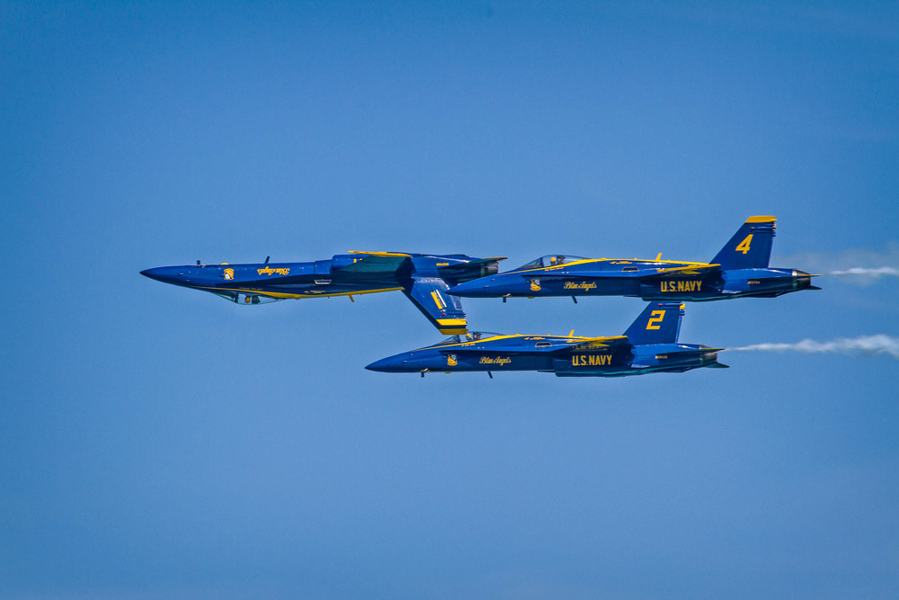 Blue Angels in Action