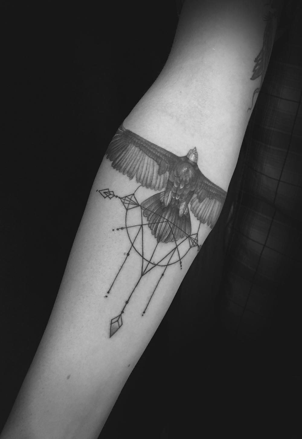 Sydney Tattoo Little Tokyo
