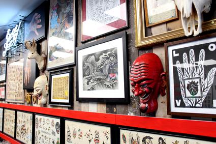 LITTLE TOKYO TATTOO STUDIO SYDNEY