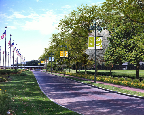 ConAgra Campus Entry