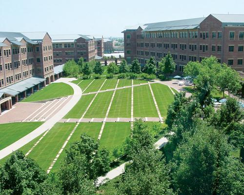 Sprint Campus Landscape