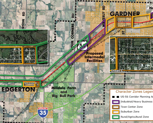 US-56 Corridor Management Plan