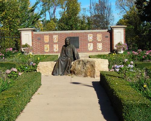 Servants of Mary Healing Garden