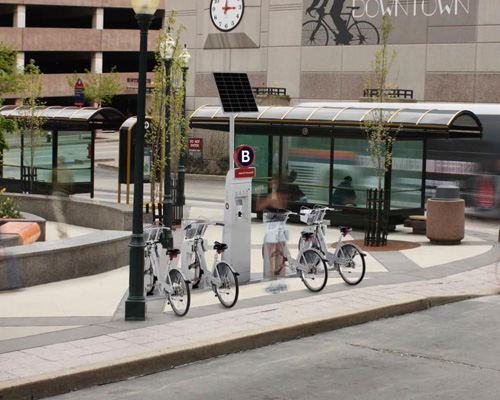 Kansas City B Cycle