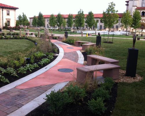 Unity Village Plaza