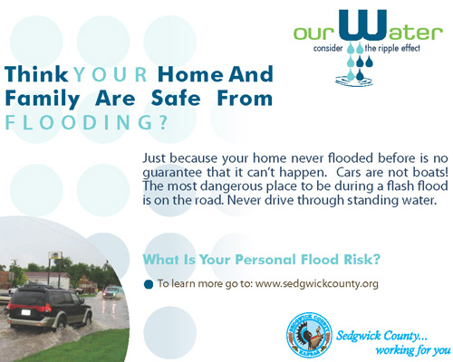 Stormwater Spring Rain Campaign
