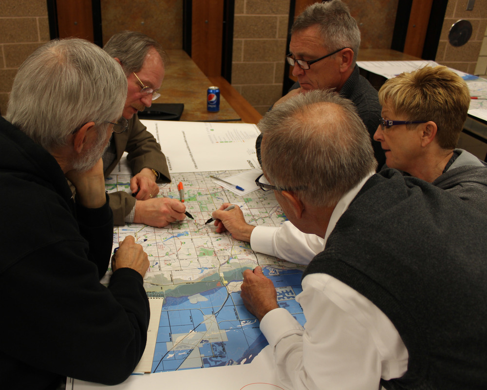 Omaha South Suburban Parks Master Plan