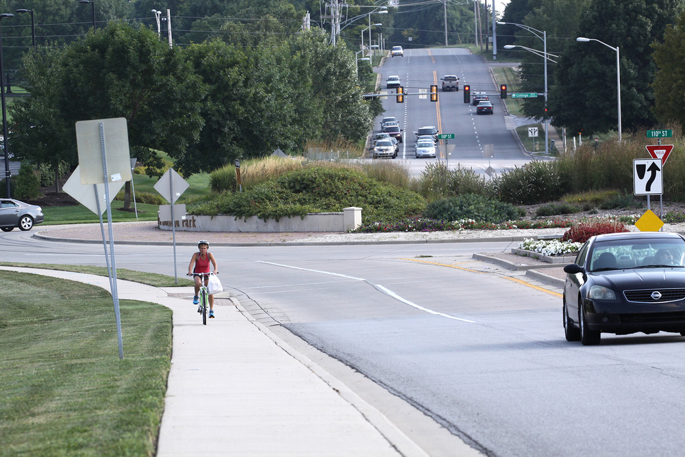 Overland Park Makes It Easier To Ditch Driving — Vireo
