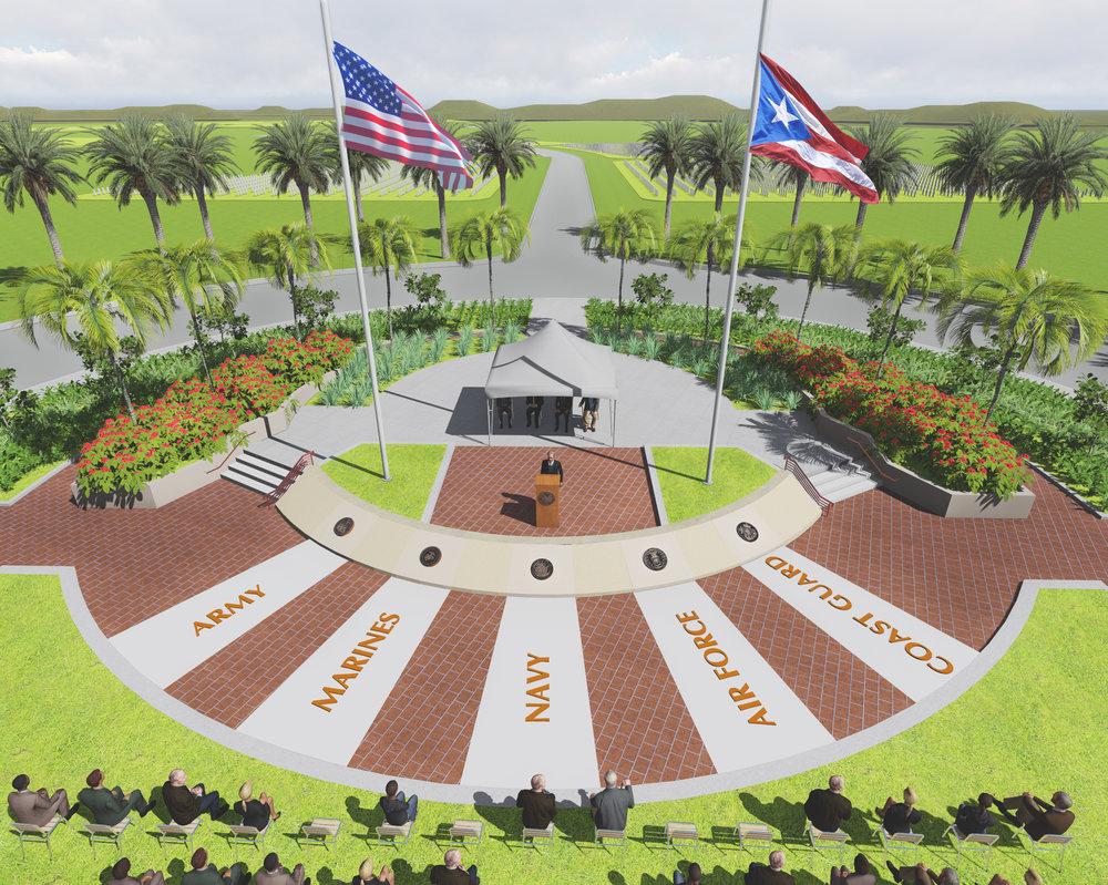Puerto Rico National Cemetery Morovis