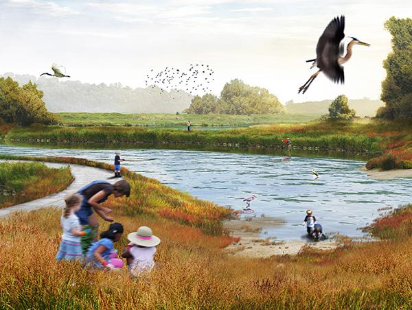 Platte Landing Park Ecosystem Restoration