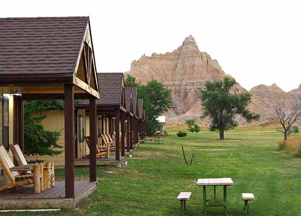 Badlands Cedar Pass Housing