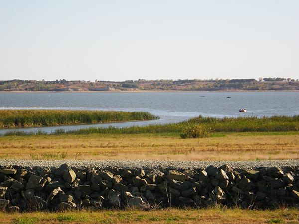 Harlan County Lake Ecosystem Restoration