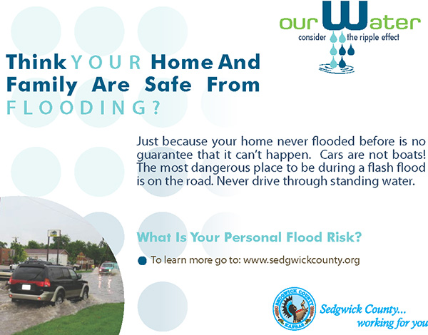 Sedgwick Co. Stormwater Campaign