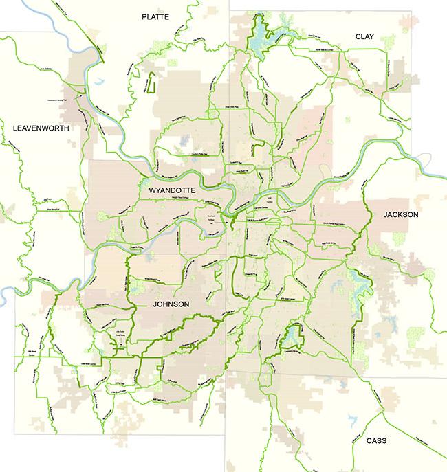 MetroGreen Regional Trail Plan