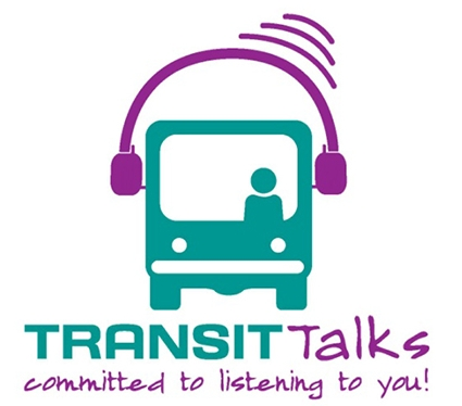 Wichita Transit Talks Project Brand