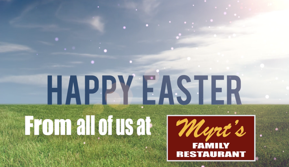 Myrts easter hours