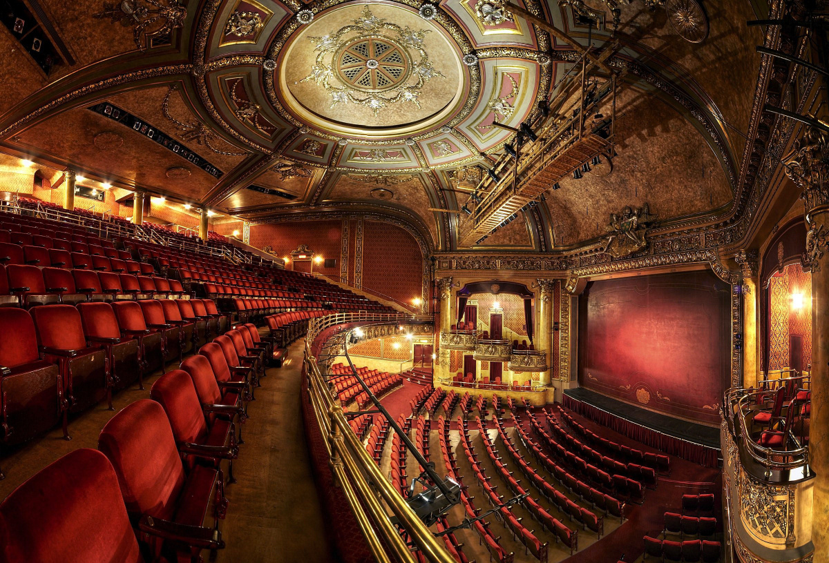 elgin and winter garden theatres u2014 decorating with a difference