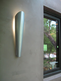 Sometimes a modern fixture is the right choice, like the Aliante by Ivalo. www.ivalolighting.com