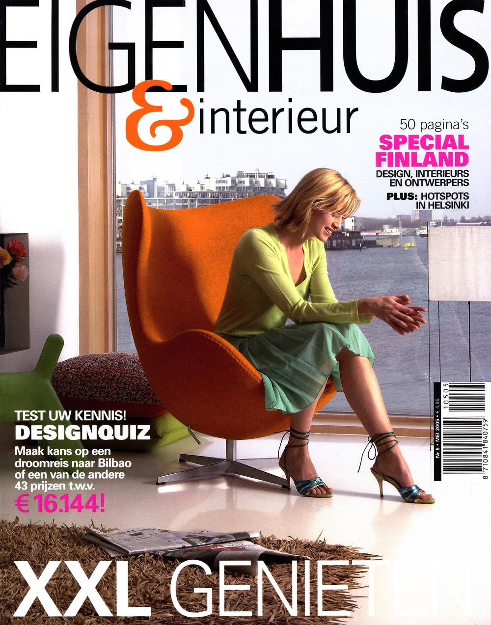 Eigen Huis & Interior May 2005