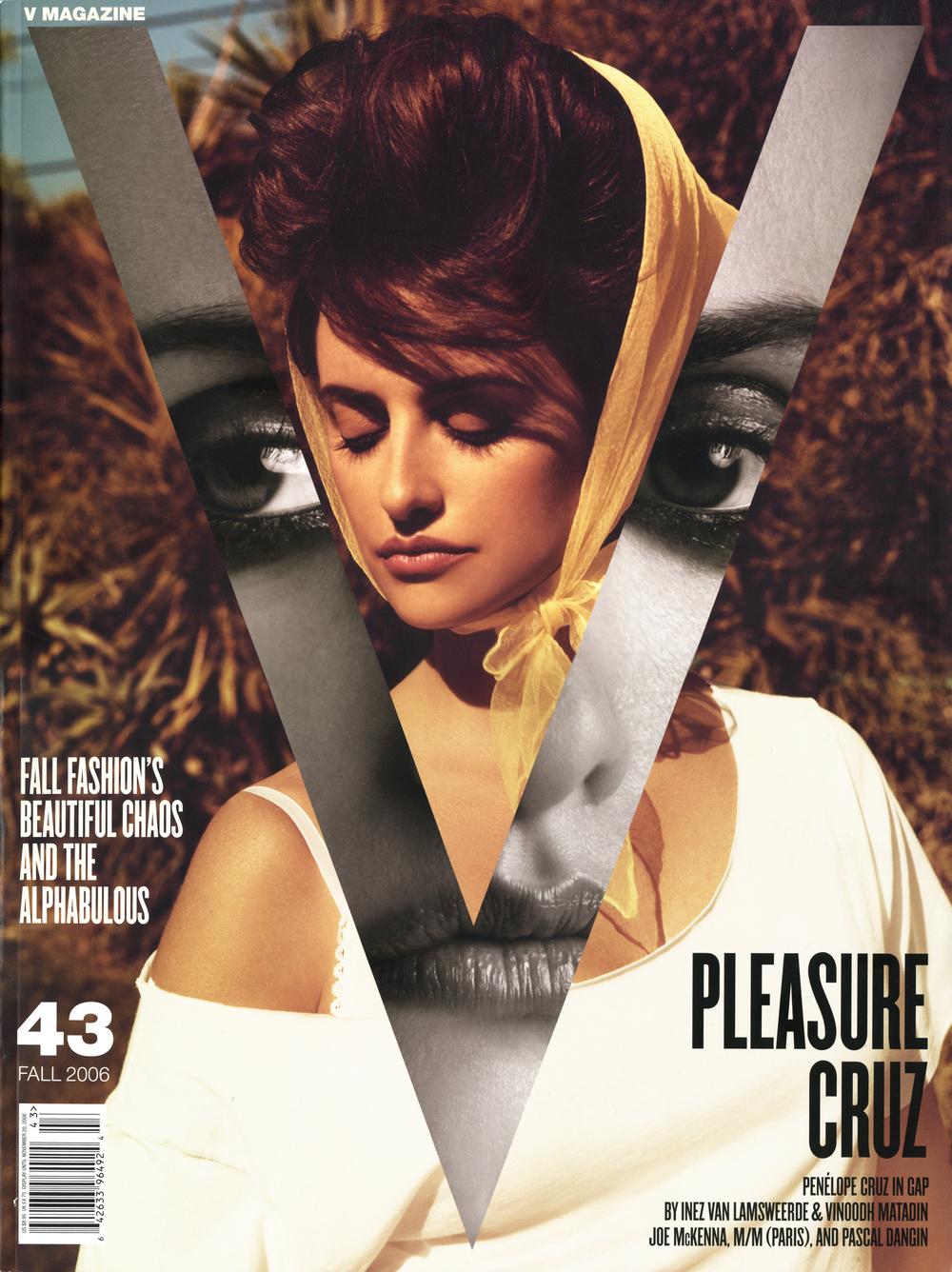 V Magazine October / November 2006