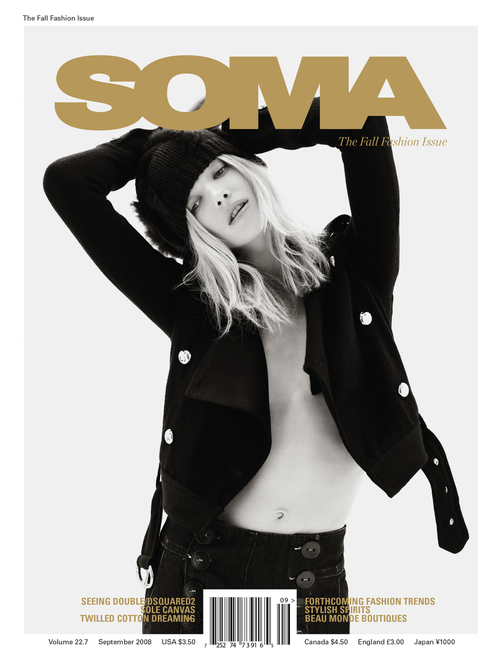 Soma Magazine September 2008