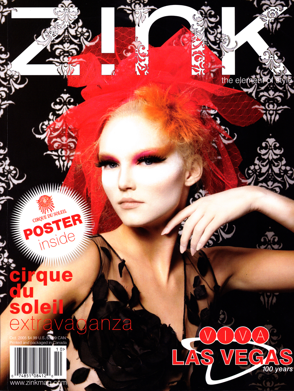 Zink Magazine October 2005