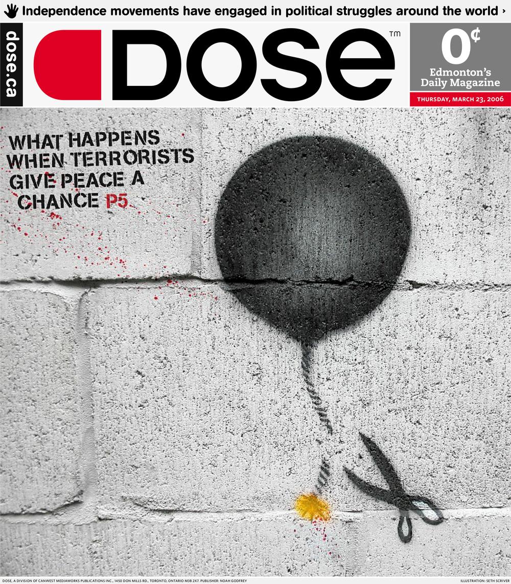 Dose Magazine March 23 2006