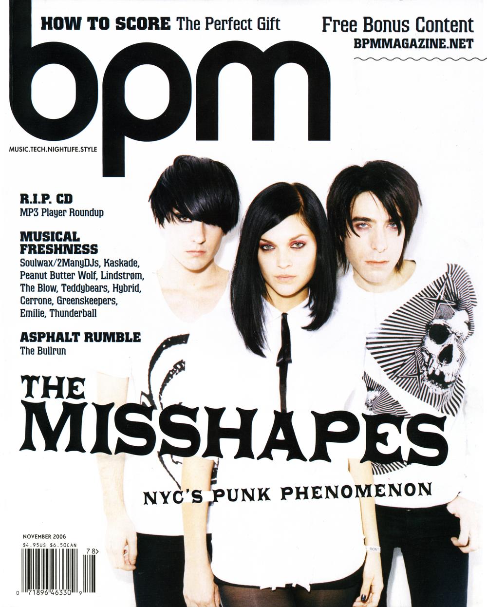 BPM Magazine November 2006