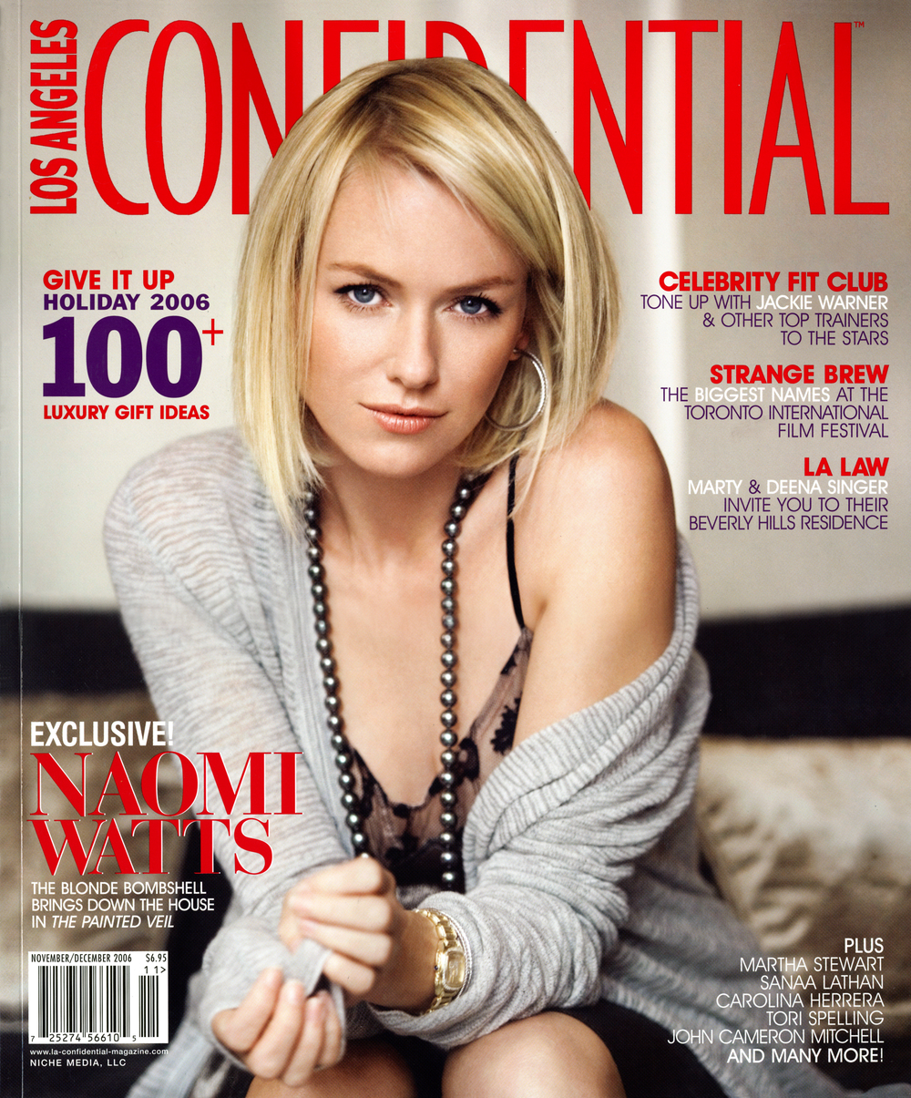 LA Confidential November December 2006
